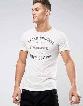 Tom Tailor T-Shirt With Graphic Print