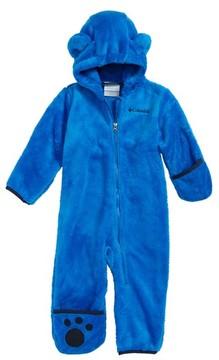 Columbia Infant Boy's Foxy Baby Ii Fleece Snowsuit