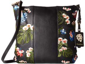 Tommy Bahama Cozumel Convertible Crossbody Cross Body Handbags