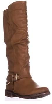 XOXO Mauricia Tall Riding Boots, Tan.