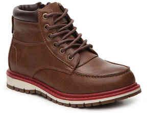 Boys BBRHA Youth Boot -Cognac