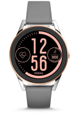 Fossil Gen 3 Sport Smartwatch - Q Control Gray Silicone