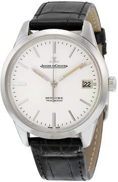 Jaeger-LeCoultre Jaeger Lecoultre Geophysic Automatic Silver Dial Men's Watch
