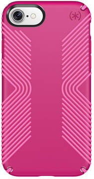 Speck Presidio Grip iPhone 7 Case - Lipstick Pink/Shocking Pink