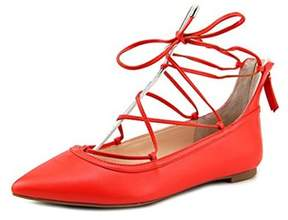 INC International Concepts Zadde Women Pointed Toe Synthetic Flats.