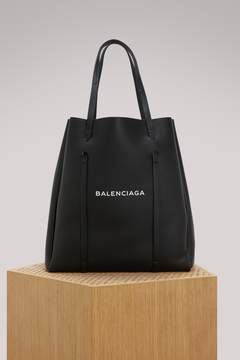 Balenciaga Everyday logo tote Bag