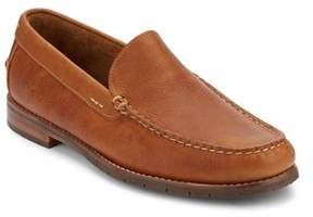 G.H. Bass & Co & Co. Mens Holmes Slip-on Plain Toe Loafer Shoe.