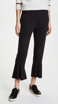 BB Dakota Ruffle Bottom Pants