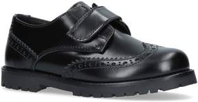 Dolce & Gabbana Patent Velcro Brogues