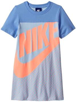 Nike Sportswear Jersey GFX Dress Girl's Dress