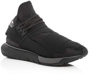 Y-3 Men's Qasa High Top Sneakers