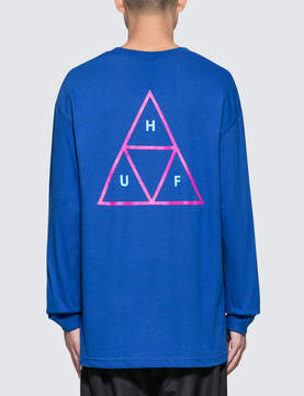 HUF Triple Triangle L/S T-Shirt