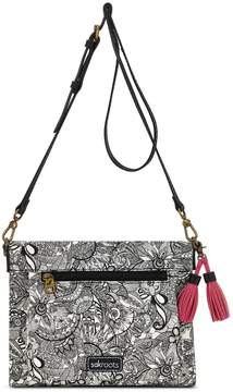 Sakroots Camden Tasseled Small Convertible Cross-Body Bag
