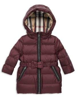 Burberry Baby's& Toddler's Consillia Puffer Jacket