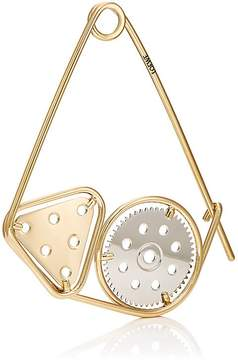 Loewe Men's Meccano Double Pin Bag Charm