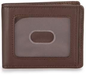 Roundtree & Yorke RFID Money Clip Bifold Wallet