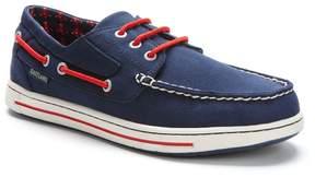 Eastland Men's Boston Red Sox Adventure Boat Shoes