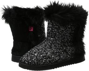 Foot Petals Technogel Boot Slipper Women's Boots