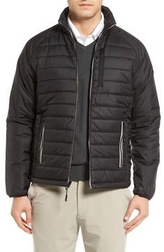 Cutter & Buck Men's Big & Tall Barlow Pass Quilted Jacket