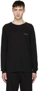 Calvin Klein Underwear Black Logo Sweatshirt