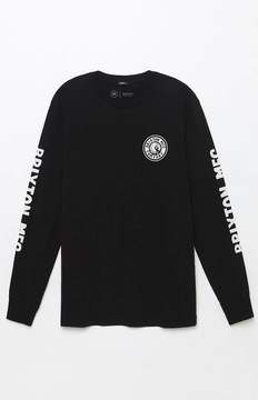 Brixton Rival Premium Long Sleeve T-Shirt