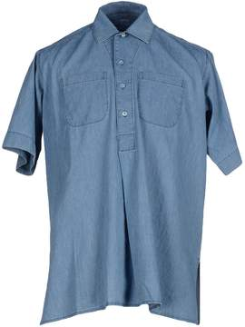 E. Tautz Denim shirts