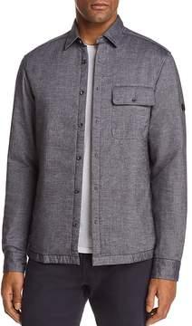 BOSS GREEN Baisy Long Sleeve Shirt Jacket