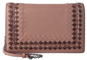 Bottega Veneta Medium Montebello Leather Shoulder Bag.