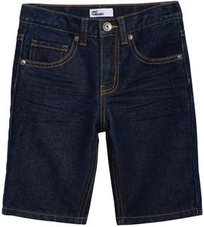 Epic Threads Clean Edge Denim Shorts, Little Boys, Created for Macy's