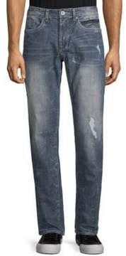 Buffalo David Bitton Distressed Jeans