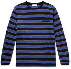 Nonnative Dweller Striped Cotton-Jersey T-Shirt