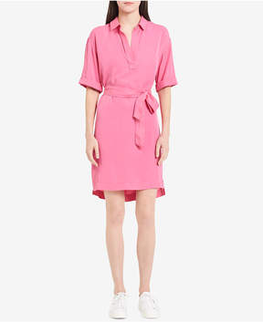 Calvin Klein Jeans Self-Tie Shirtdress