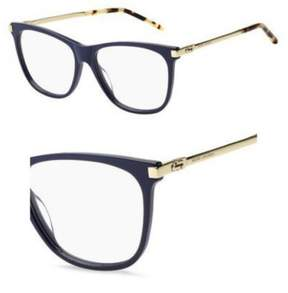 Marc Jacobs Eyeglasses 144 0QWA Blue Gold