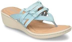 Børn Tansey Thong Slide Wedge Sandals