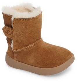 UGG Infant Girl's Keelan Genuine Shearling Baby Bootie