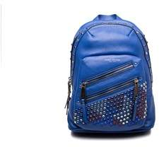 Marc Jacobs Women's Leather ¿pyt¿ Jewled Studded Backpack Blue. - BLUE - STYLE