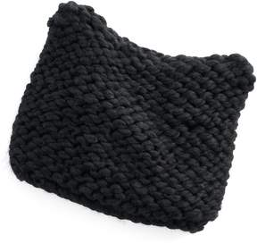 Lauren Conrad Women's Chunky Knit Kitty Ear Beanie