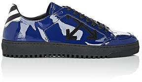 Off-White Women's thedrop@barneys: Arrow-Appliquéd Patent Leather Sneakers