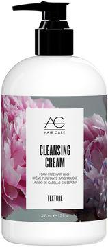 AG Cleansing Cream Foam-Free Hair Wash - 12 oz.