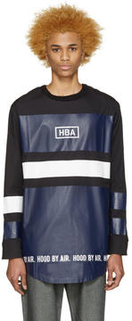 Hood by Air Tricolor Striped T-Shirt