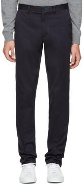 Paul Smith Navy Slim Chinos