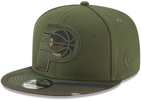 New Era Indiana Pacers Operation Camo 9FIFTY Snapback Cap