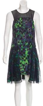 Timo Weiland Printed Knee-Length Dress