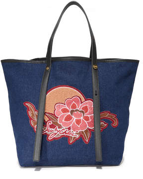 See by Chloe Denim Tote