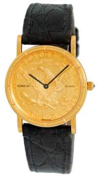 Corum 18K Yellow Gold