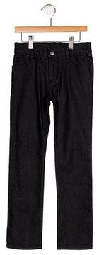 Jacadi Girls' Mid-Rise Skinny Jeans