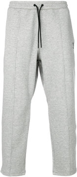 adidas Instinct cropped pintuck joggers