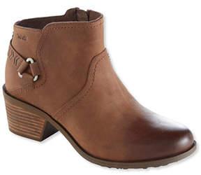 L.L. Bean Women's Teva Foxy Ankle Boots