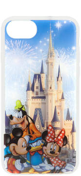 Disney Mickey Mouse and Friends Cinderella Castle iPhone 7/6 Case - Walt World