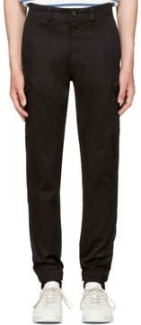 Diesel Black Chi-United Trousers